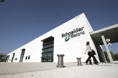 Certification ISO 50001 pour 5 sites grenoblois de Schneider Electric
