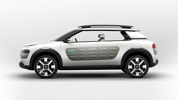 Salon Francfort 2013 : les photos de la Citroën C4 Cactus (concept)