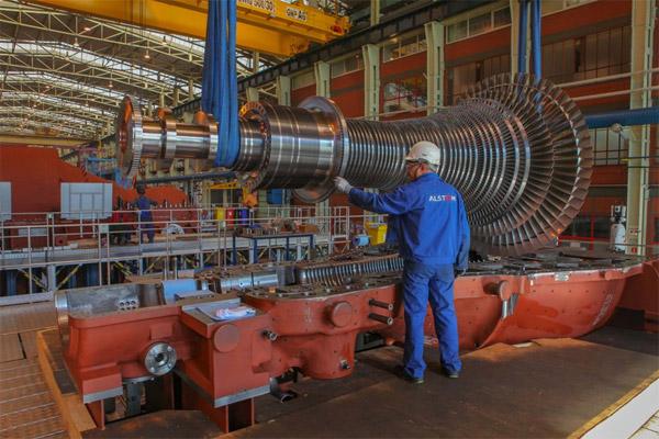 Irlande du Nord : une turbine à vapeur GRT alimentée à la biomasse