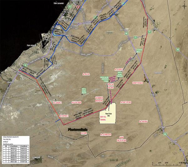 Dubaï inaugure la phase 1 de son méga-complexe solaire