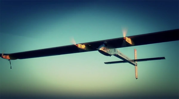Solar Impulse : 72h non-stop aux commandes du simulateur de vol