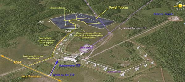 La Centrale solaire de Montsinéry (Guyane), un exemple à suivre