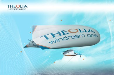 Theolia lance officiellement le projet Windream One